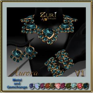 Aurora Elite V1-Metal-Gemchange Zuri Rayna Jewelry